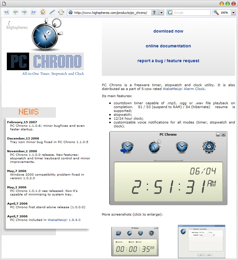 pc_chrono_site (website, web-site, сайт, векторное изображение)